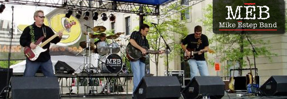 The Mike Estep Band: Mike Estep - Lead Vocals, Acoustic Guitar; Tim Herron - Vocals, Electric Guitars; Steve Orlando, Jr. - Vocals, Drums; Paul Opel - Vocals, Bass